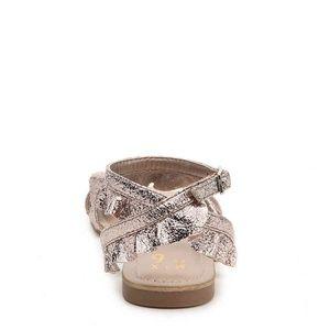 Shoes - Mix No. 6 Ruffle Flat Sandal  NEW IN BOX 7